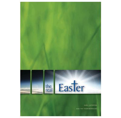Christianity Explored - The Real Easter (Pack of 10)